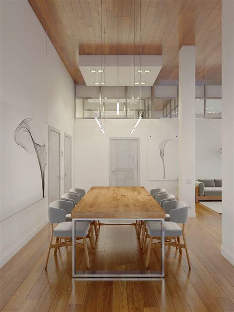 High Rise Apartment With Stunning Minimalist Interior by High Rise Apartment With Stunning Minimalist Interior