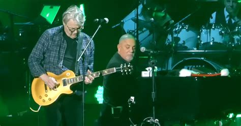 Steve Miller Joins Billy Joel At Madison Square Garden