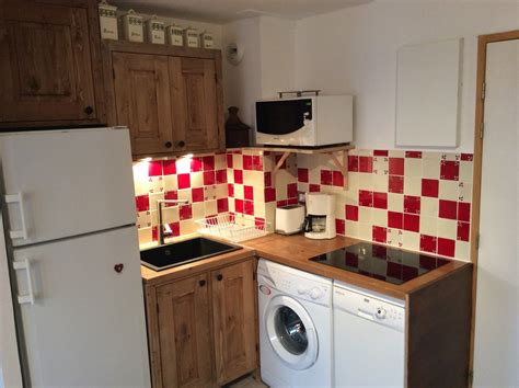 lave linge cuisine cuisine appartement 8 personnes