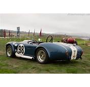 AC Shelby Cobra 427 Competition S/n CSX3002  2012 Pebble