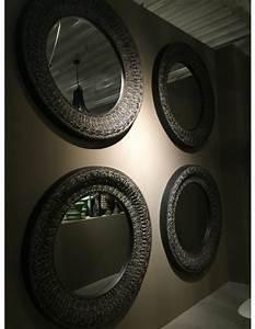 Spiegel Rund 70 Cm : spiegel rund ornament wandspiegel rund kunststoff durchmesser 130 cm ~ Whattoseeinmadrid.com Haus und Dekorationen