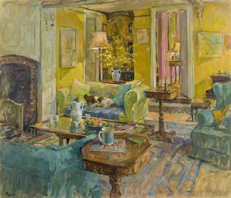 susan ryder rp neac artist  painter interiors