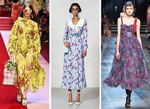 Spring/Summer 2018 Fashion Trends: The Key Looks You Need ...