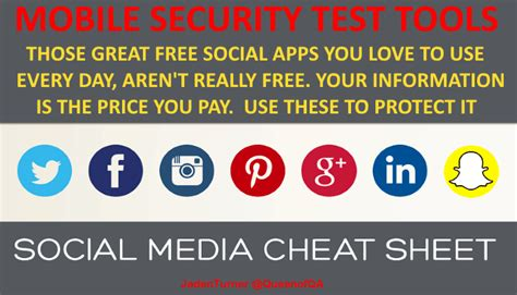 mobile security testing social media and apps quot stealing quot your information mobile
