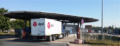 DPD Depot 130 in Lehrte DPDPaketzentrum