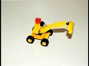 Lego Classic Anleitung : lego classic 10698 bauanleitung bagger animation youtube ~ Yasmunasinghe.com Haus und Dekorationen