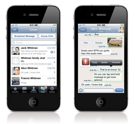 messenger viber whatsapp kik   leon kilat  tech experiments