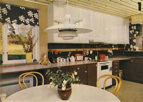 1970's Scandinavian Interiors