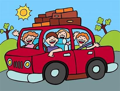 Road Trip Traveling Circus