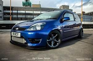 Fiesta St 150 Tuning : ford fiesta mk6 st imperial blue all ford models ford ~ Jslefanu.com Haus und Dekorationen