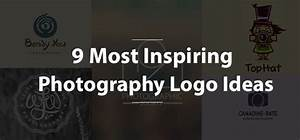 9 Most Inspiring Logo Ideas For Photographers And ...