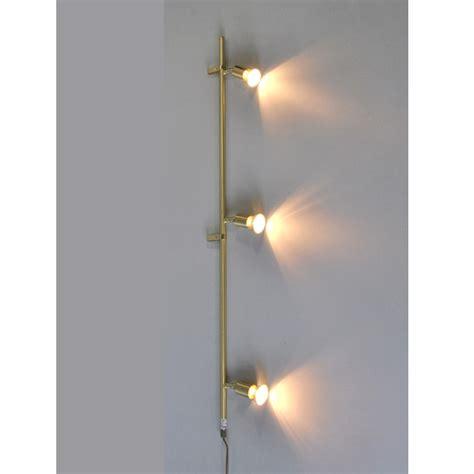 Deckenlampe  Wandlampe Messing Kabel Mit Stecker