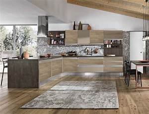 Cucina gola in offerta outlet convenienza con penisola top for Cucine manfredonia