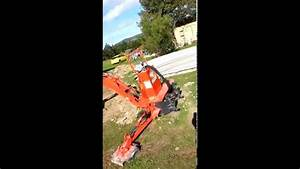 Kioti Cs2410 Backhoe Attachment