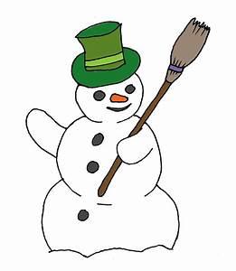 Free Snowman Clipart Black And White | Clipart Panda ...