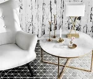 Table Gigogne Marbre : table basse marbre pas cher mobilier design d coration d 39 int rieur ~ Teatrodelosmanantiales.com Idées de Décoration