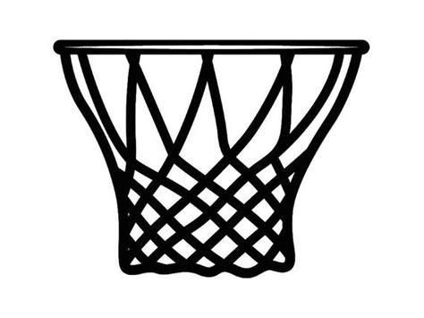 basketball net clipart basketball hoop 5 backboard goal basket net