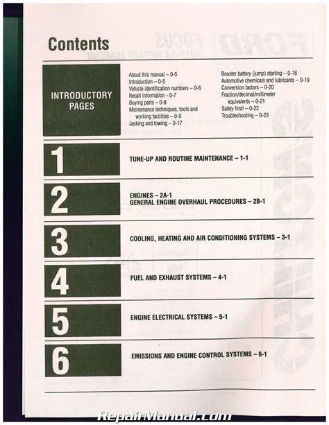 what is the best auto repair manual 2012 lexus es engine control ford focus 2012 2013 2014 chilton automotive repair manual