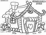 Gingerbread Coloring Colouring Oven Printable Printables Sheet Template Gingerbreadhouse Southwestdanceacademy Colorings sketch template