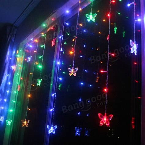 Butterfly String Lights by Led Butterfly String Lights Wedding Curtain