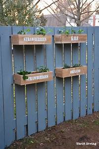 How, To, Make, A, Hanging, Fence, Garden, -, Sponsored, By, Kilz