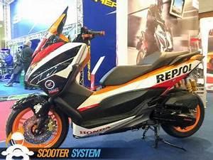 Honda Forza 125 Promotion : repsol sur scooter system ~ Melissatoandfro.com Idées de Décoration
