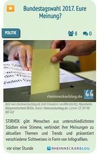Bundestagswahl Wen Wählen : bundestagswahl 2017 wen w hlen sagen sie uns ihre ~ Lizthompson.info Haus und Dekorationen