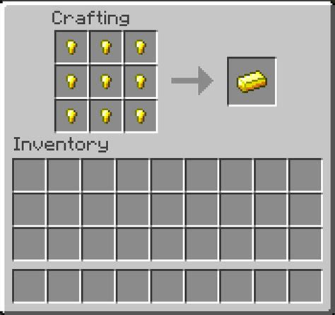 how to craft glass in minecraft gold ingot minecraft 101 wiki fandom powered by wikia 7782