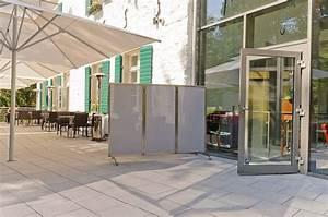 Paravent Outdoor Balkon : in und outdoor edelstahl paravent flexi stahl 3 rollbarer sichtschutz ebay ~ Sanjose-hotels-ca.com Haus und Dekorationen