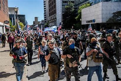 Election Trump Blm Louisville Kentucky Armed Violence