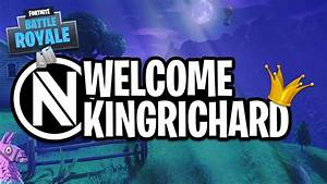 KingRichard Joins Team Envy As Fortnite Captain Team Envy