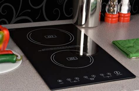 Summit Sinc2220 12 Inch Induction Cooktop With 2 Cooking