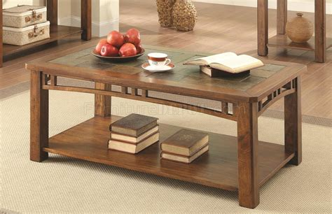 703328 2pc Coffee Table Set By Coaster W/optional Tables