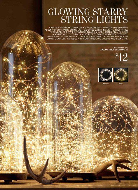 restoration hardware string lights glowing starry string lights from restoration hardware