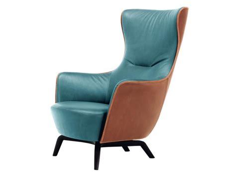 Poltrona Frau Mamy Blue : Modern Designer Furniture