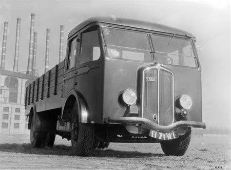 histoire des camions renault de    seconde