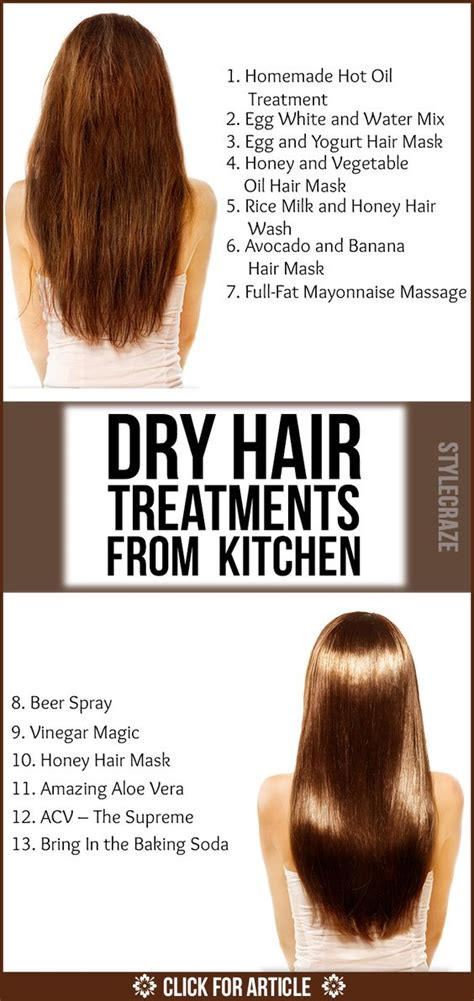 Kitchen Hair Remedies by All Hair Masks And Treatments On
