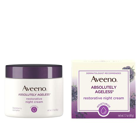 Aveeno, Facial Moisturizers Positively Ageless Lifting