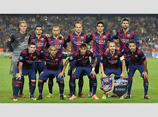 Barcelona Ajax UEFA Champions League 10212014 Goalcom
