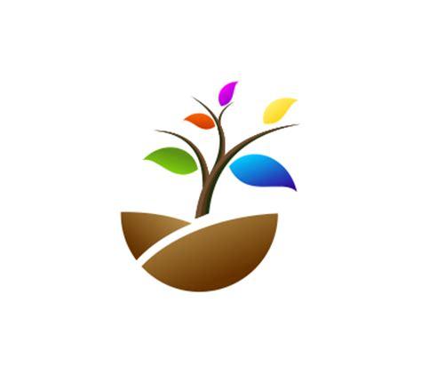 vector education tree  education logos vector