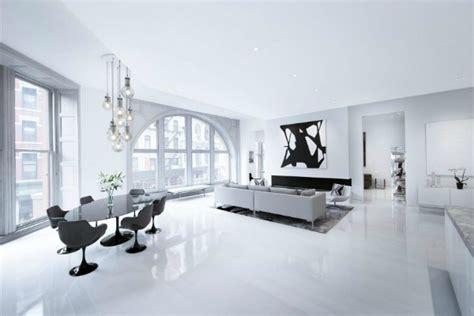 Minimalist Apartment In New York