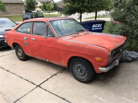 Datsun 1200 Coupe Sale by Datsun 1200 Coupe For Sale Photos Technical