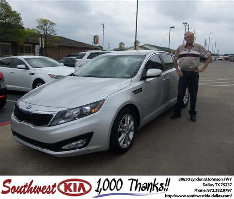 Kia Southwest by Southwest Kia Of Dallas Would Like To Say Congratulations