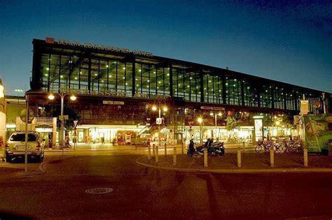 Berlin Zoologischer Garten Railway Station Berlin