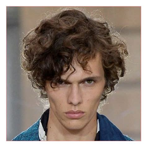 curly side part hairstyles fade haircut