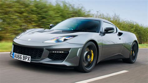 2016 Lotus Evora Sport 410 Review A British Porschebeater?