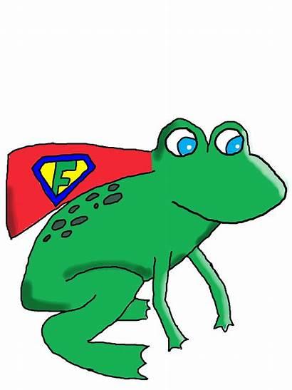 Animated Cartoon Graphics Gifs Frog Cartoons Clipart