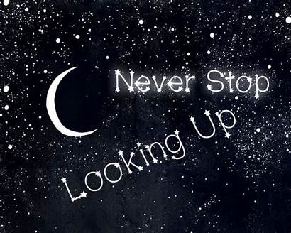 Stop Looking Never Encouragement Forward Moving Card