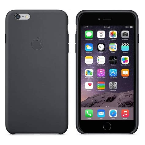 iphone 6 or 6s apple silicone iphone 6 6s black