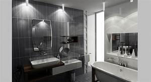 Luminaire Salle De Bain Design : luminaire salle de bain conseil ~ Teatrodelosmanantiales.com Idées de Décoration